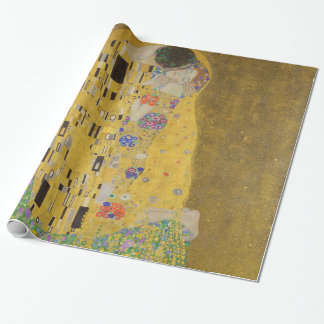 Gustav Klimt The Kiss (Lovers) GalleryHD Vintage