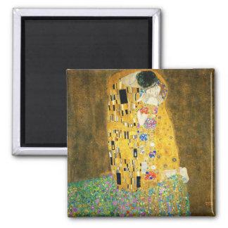 Gustav Klimt The Kiss Refrigerator Magnets