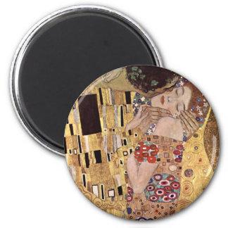 Gustav Klimt ~ the Kiss Fridge Magnets