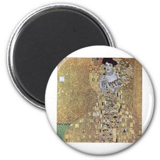Gustav Klimt - The Kiss 2 Inch Round Magnet