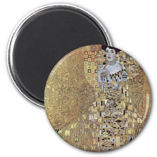 Gustav Klimt - The Kiss Refrigerator Magnet
