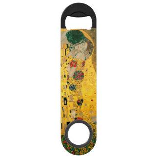 """Gustav Klimt, """"The Kiss"""" Speed Bottle Opener"""