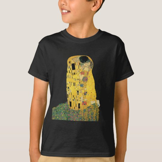 Gustav Klimt - The Kiss T-Shirt