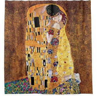 Gustav Klimt - The Kiss - Vintage Art Nouveau