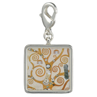 Gustav Klimt The Tree Of Life Art Nouveau Charms