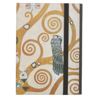Gustav Klimt The Tree Of Life Art Nouveau Cover For iPad Air