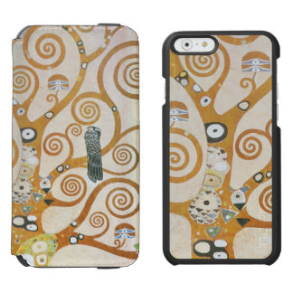 Gustav Klimt The Tree Of Life Art Nouveau Incipio Watson™ iPhone 6 Wallet Case