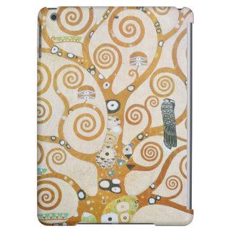 Gustav Klimt The Tree Of Life Art Nouveau iPad Air Cases