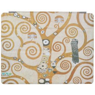 Gustav Klimt The Tree Of Life Art Nouveau iPad Cover