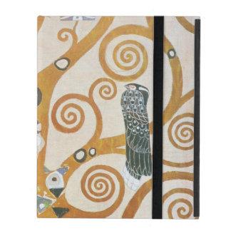 Gustav Klimt The Tree Of Life Art Nouveau iPad Covers