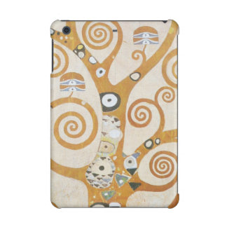 Gustav Klimt The Tree Of Life Art Nouveau iPad Mini Case