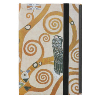 Gustav Klimt The Tree Of Life Art Nouveau iPad Mini Covers