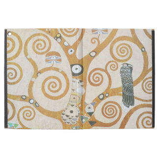 "Gustav Klimt The Tree Of Life Art Nouveau iPad Pro 12.9"" Case"