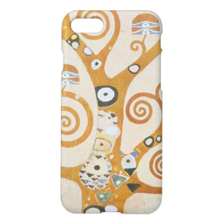 Gustav Klimt The Tree Of Life Art Nouveau iPhone 8/7 Case