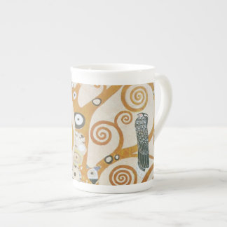 Gustav Klimt The Tree Of Life Art Nouveau Tea Cup