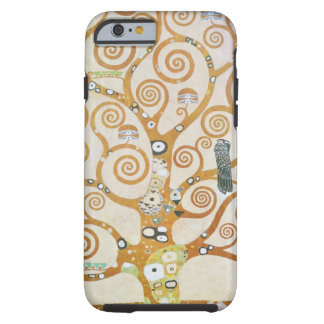Gustav Klimt The Tree Of Life Art Nouveau Tough iPhone 6 Case
