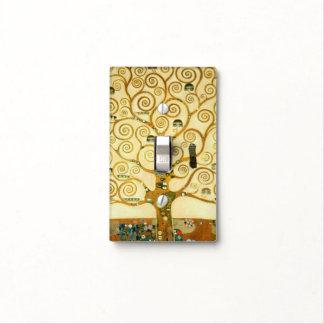Gustav Klimt The Tree Of Life Vintage Art Nouveau Light Switch Cover