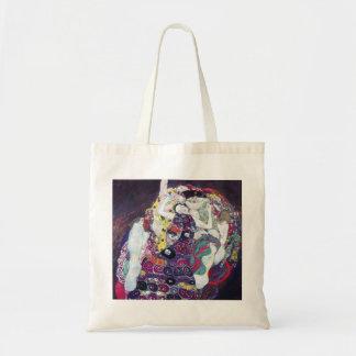 Gustav Klimt The Virgin Tote Bag