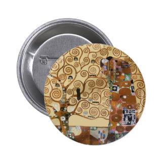 Gustav Klimt Tree Of Life Pins