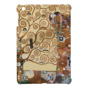 Gustav Klimt Tree Of Life iPad Mini Cover