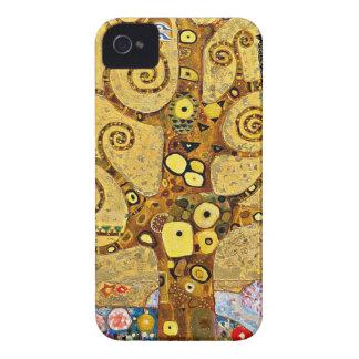 "Gustav Klimt, ""Tree of life"" iPhone 4 Cases"