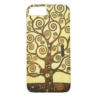 Gustav Klimt Tree of Life iPhone 7 case