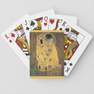 Gustav Klimt's The Kiss Deck of Cards