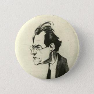 Gustav Mahler button
