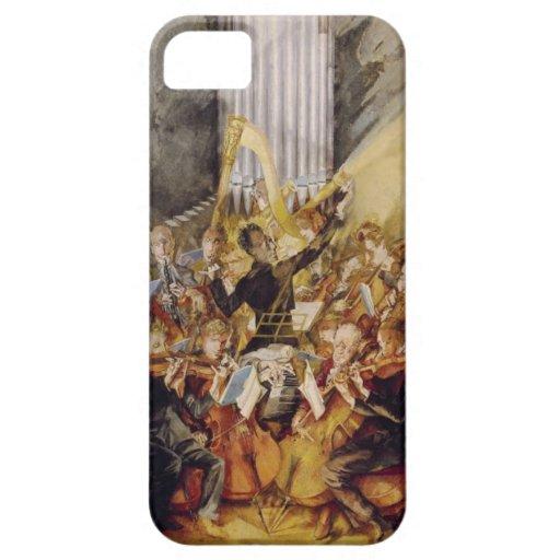 Gustav Mahler Iphone 5 Case