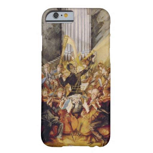 Gustav Mahler iPhone 6 case
