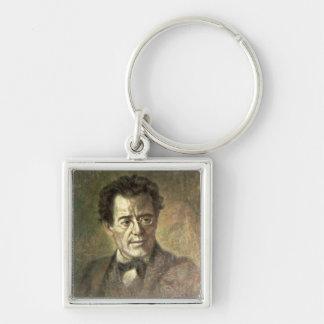 Gustav Mahler Keychain