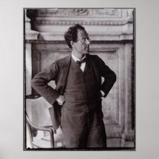 Gustav Mahler Poster