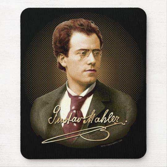 Gustav Mahler Signature Mouse Pad
