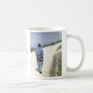 Gustave Caillebotte Classic White Coffee Mug