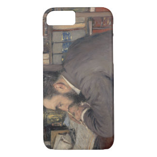 Gustave Caillebotte - Henri Cordier iPhone 7 Case