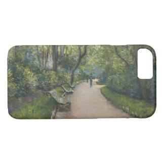 Gustave Caillebotte - Le Parc Monceau iPhone 8/7 Case