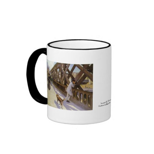 Gustave Caillebotte Coffee Mug