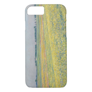 Gustave Caillebotte - The Plain of Gennevilliers iPhone 7 Case