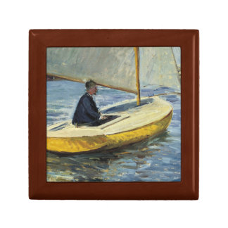 Gustave Caillebotte - The Yellow Boat Gift Box