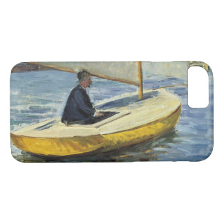 Gustave Caillebotte - The Yellow Boat iPhone 8/7 Case