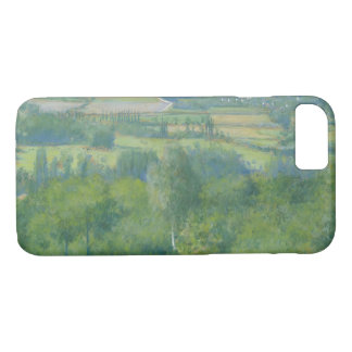 Gustave Caillebotte - Valley of the Yerres iPhone 8/7 Case