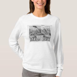 Gustavus Adolphus landing at Stralsund in 1630 T-Shirt