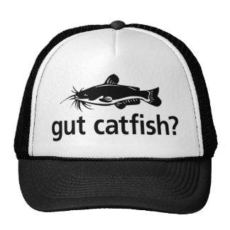 Gut Catfish Mesh Hats