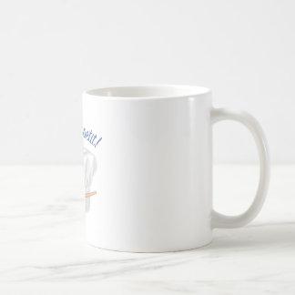 Guten Appetit Mug Blanc