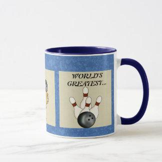 Gutterball Bowler mug