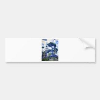 Guy Rose - Laguna Eucalyptus - Art Masterpiece Bumper Sticker