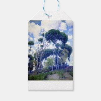 Guy Rose - Laguna Eucalyptus - Art Masterpiece Gift Tags