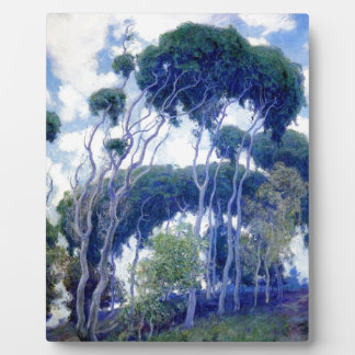 Guy Rose - Laguna Eucalyptus - Art Masterpiece Plaque