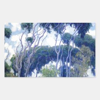 Guy Rose - Laguna Eucalyptus - Art Masterpiece Sticker