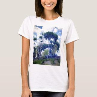 Guy Rose - Laguna Eucalyptus - Art Masterpiece T-Shirt